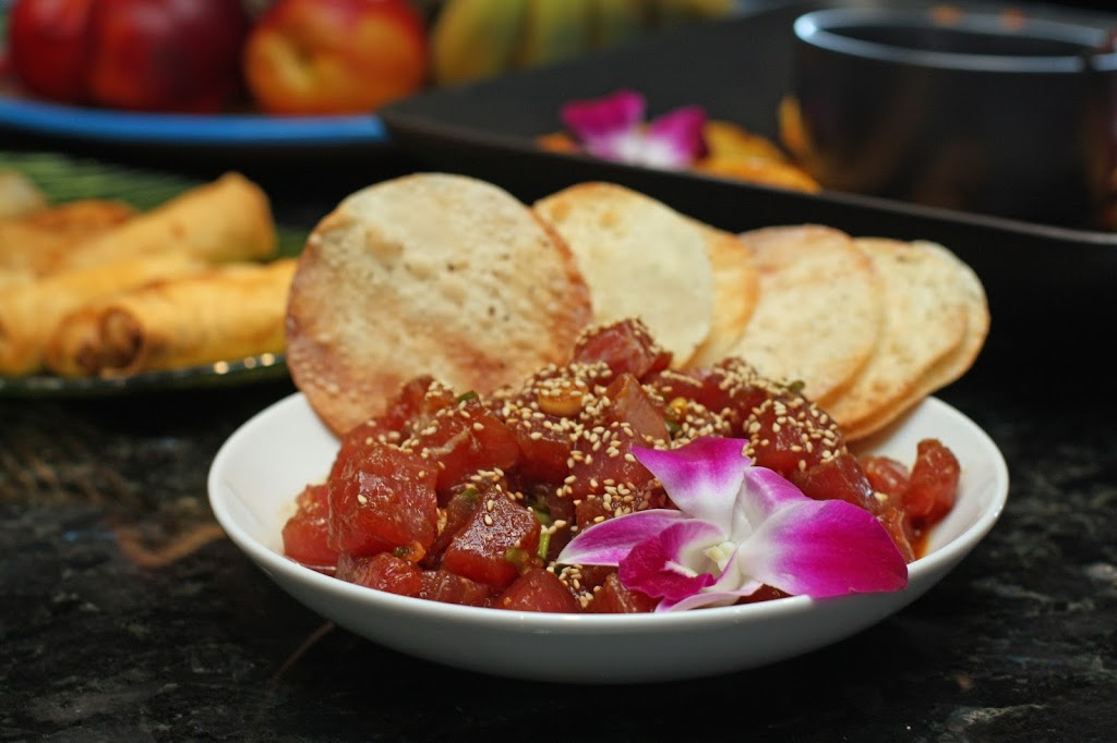 Ahi Tuna Poke (pronounced PHO-keh) is a refreshing and impressive ...